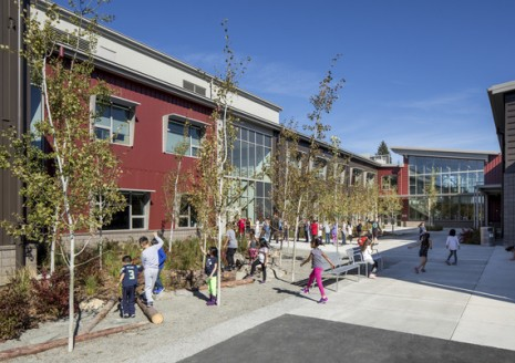 Blog Post image for Mountlake Terrace & Lynnwood Elementary Schools Selected as Best K-12 Education Project by ENR Northwest