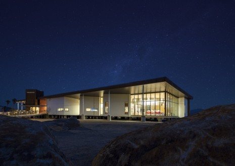 Blog Post image for BNB's Borrego Springs Library, Park, and Sheriff's Office Wins Coveted Orchid for Architecture