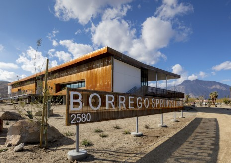 Blog Post image for BNB's Borrego Springs Library project featured in the San Diego Union-Tribune