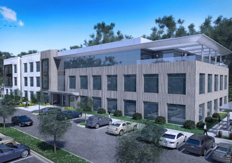 Blog Post image for BNB to Build Office and R&D Building for Drawbridge Realty