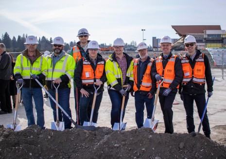 Blog Post image for BNBuilders Breaks Ground on NHL Seattle Northgate Ice Centre
