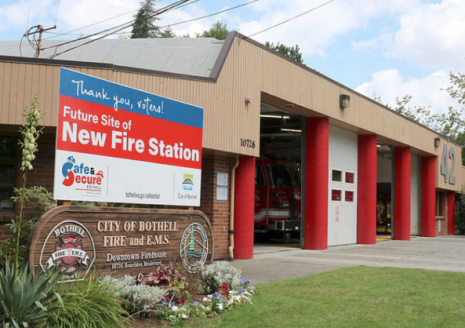 Blog Post image for BNB's Bothell Fire Stations 42 & 45 Project Moves Through City Council