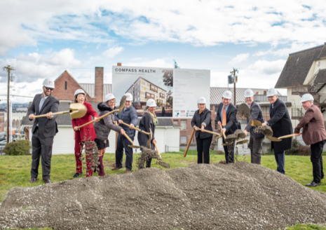 Blog Post image for BNB Kicks Off Compass Health's Broadway Campus Redevelopment Project