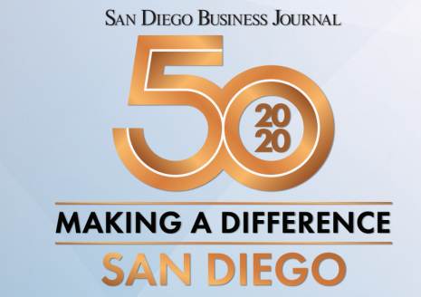 Blog Post image for Jamie Awford Recognized by the SDBJ as One of 50 Leaders Making a Difference