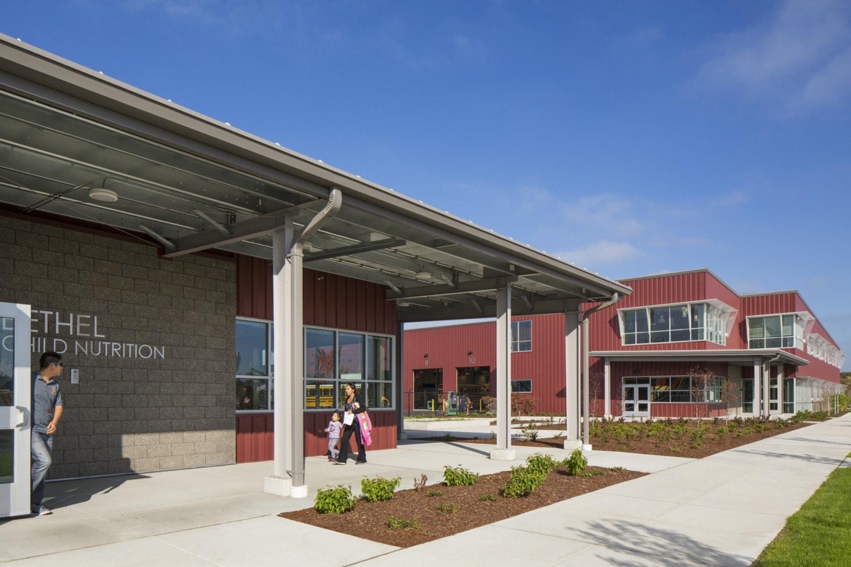 Delivery methods bnbuilders commercial building solutions for Bethel kitchen designs